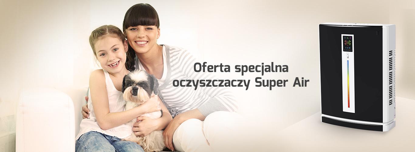Oferta specjalna SuperAir