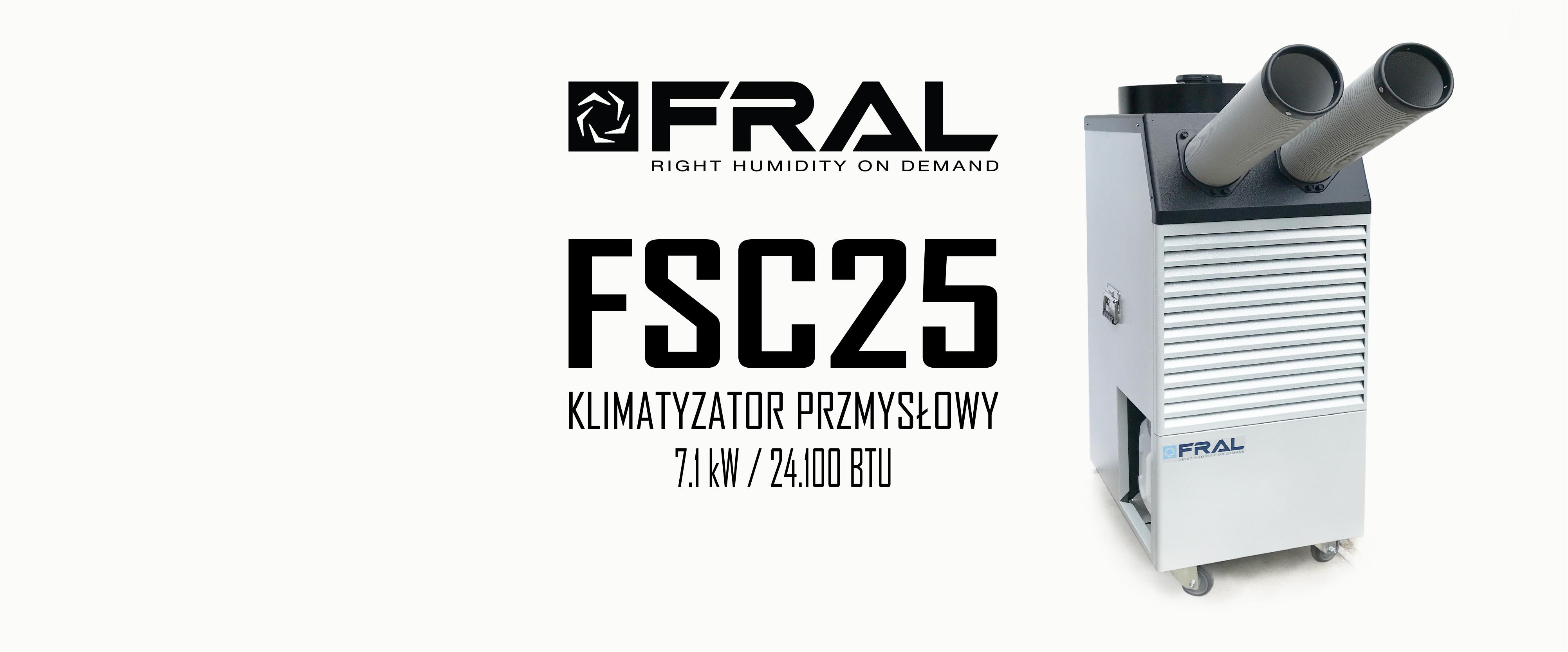 Fral FSC25