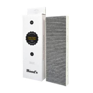 Filtr węglowy (Pleated 130 g) – ELFI 300 Oczyszczacze
