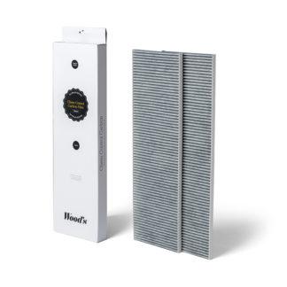 Filtr węglowy (Pleated 200 g) – ELFI 900 Oczyszczacze